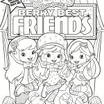 Strawberry Shortcake: Snowberry Days DVD & Coloring Pages + Giveaway {US & CAN}