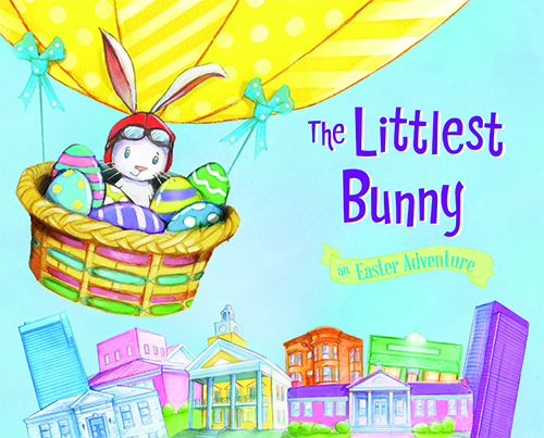 The Littlest Bunny by Lily Jacobs