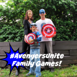 MARVEL's The Avengers: Age of Ultron Family Games! Time for #AvengersUnite!