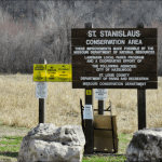 A Walk Around Charbonier Bluffs – St. Stanislaus Conservation Area