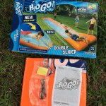H20GO! Backyard Water Slide is a Soaking Wet Good Time
