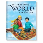 I See Me! Personalized Book Takes Children on an Adventure Around The World