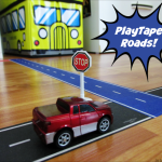 The Best Indoor Summertime Fun – InRoad Toys PlayTape!