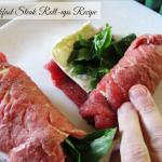 Breakfast Steak Roll-ups Recipe