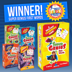 Learn Through Play With The NEW Super Genius Collection From Blue Orange Games