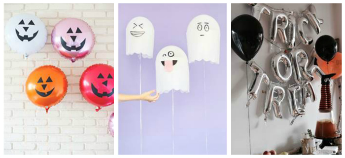 Halloween DIY Decorations With Balloon Time