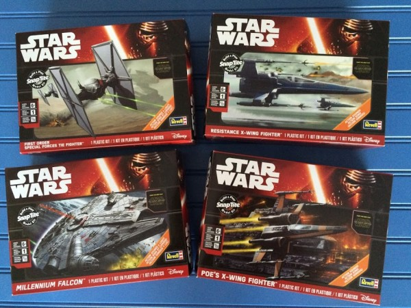 The Force Awakens' Vehicles