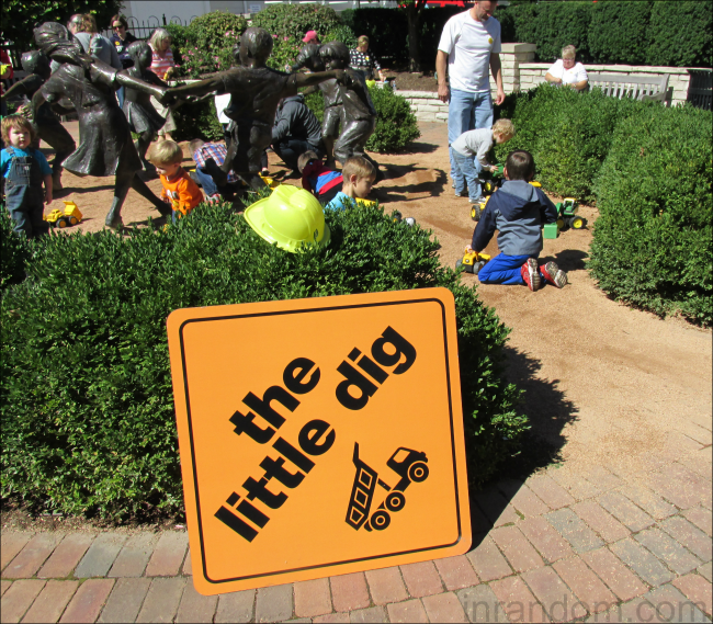 The Little Dig