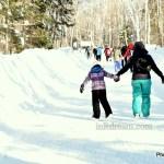 Arrowhead Provincial Park 1.3 Ice Skating Trail. Nikon MOMents. Nikon D3300 review
