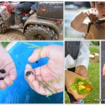Country kids, Dirty hands,