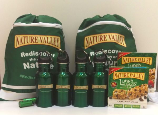 Nature Valley Rediscover Nature Day