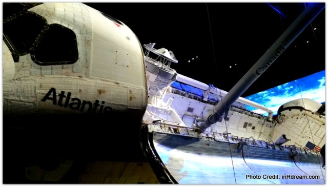 Kennedy Space Center Visitor Complex Space Shuttle Atlantis
