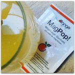 Orange Naturals MagPop! New magnesium infused effervescent drink with vitamin C and electrolytes