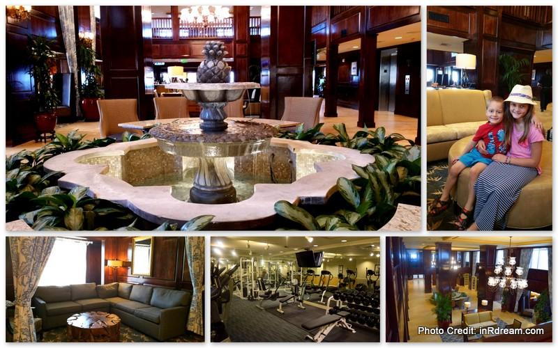 The Shores Resort & Spa luxury hotel in Daytona Beach, Florida