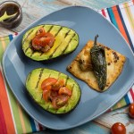 avocados recipe, how to grill avocados, grilling avocados, grilled avocado recipe, avocados from mexico, Avocados-From-Mexico_Italian_Style_Grilled_Avocados