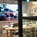 Work space in Studio Cafe Zoo Adventure in Lalaport Fujimi