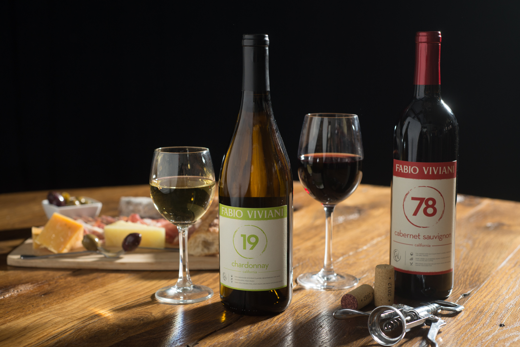 A New Wine Collection from Fabio Viviani!