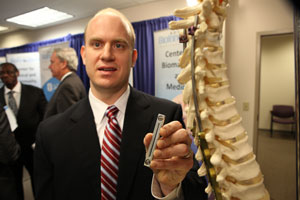 Research to test whether magnetic device can reduce surgeries in early onset scoliosis
