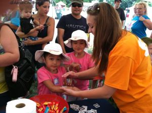 WKDD Kidz Day: Smiles, giggles and tired little legs