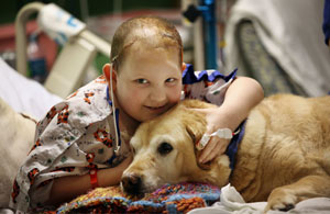Vote to bring photography to cancer patients at Akron Children's Hospital
