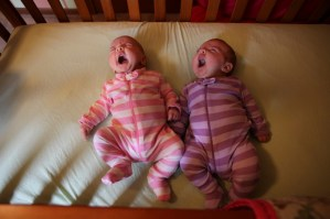 Pioneering cardiologist saves the day for pregnant mom and her twins