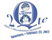 2q23.1 Microdeletion Awareness Day