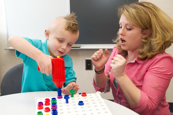 A Day in the Life: Occupational Therapist