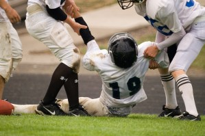 Has all this talk of concussions and brain injuries negatively affected youth football participation?