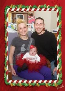 Charlotte Labrake's family