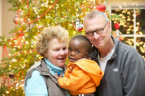 Drs. Ellen and Jeff Kempf were Kelf's legal guardians while he was in the United States for his medical care.