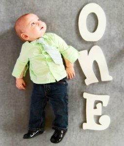 Diagnosed at birth with cleft palate and Pierre Robin syndrome, Aydan is our little fighter