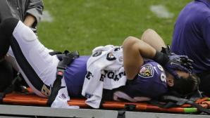 Hip dislocation could cause major complications for Baltimore Ravens Dennis Pitta