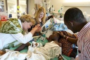 Transplanting a pediatric cardiology program to Haiti takes team effort