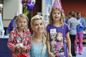 Patients receive royal treatment during 2nd annual Kay Jewelers carnival
