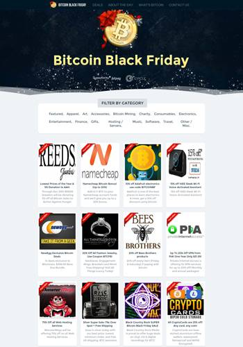bitcoin black friday