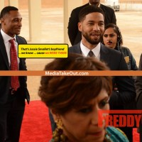 Jussie Smollett Gets A Possible Upgrade In His Joints?