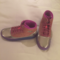 Nicki Minaj Gets Her Own Custom Sneaker