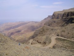 Sani Pass, Drakensberg Mountains