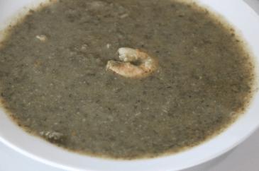 Aunt Birdie's Pepperpot Soup