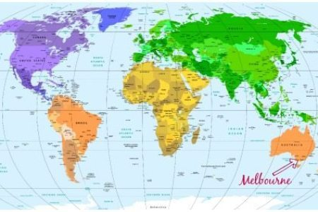 Map world melbourne world map melbourne gumiabroncs Image collections