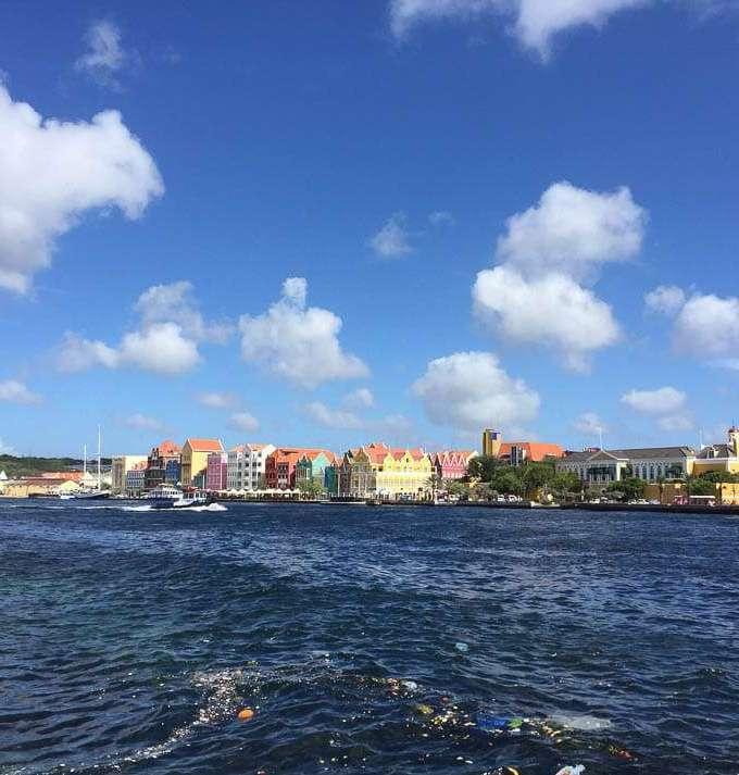 Willemstad, Curacao | insimoneskitchen.com