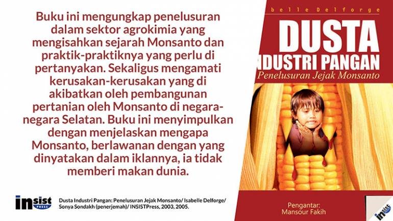 Dusta Industri Pangan