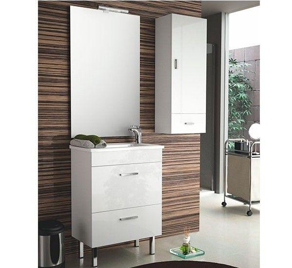 Muebles Baño Medidas Reducidas:baño de dimensiones reducidas? Puedes optar por un juego de muebles