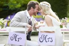 Mr and Mrs happy
