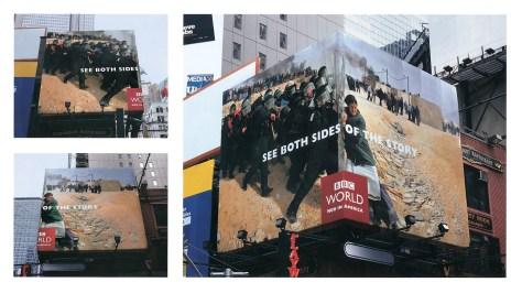 BBC World News Billboard