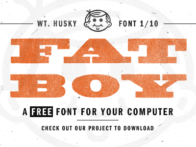 far boy by matt braun 50 Free Fonts Youll be Tempted to Download