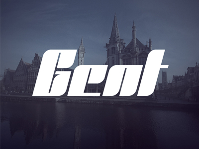 gent font by tarek okbir 50 Free Fonts Youll be Tempted to Download