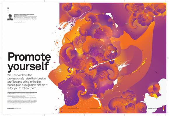 Magazine Book Layout Inspiration 35