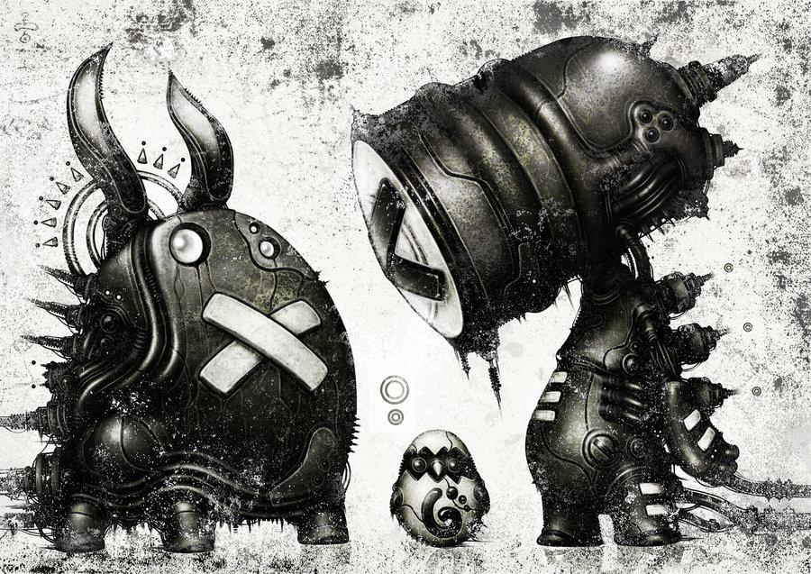 Digital Character Design