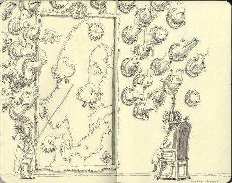Moleskine Sketch 12